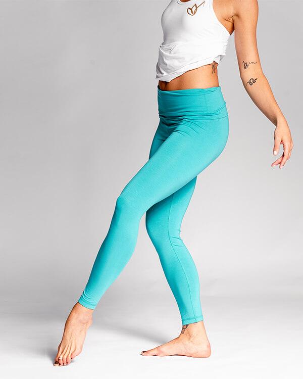 Nicoya Soul Wear Pura Vida Legging Mint Tea - 4