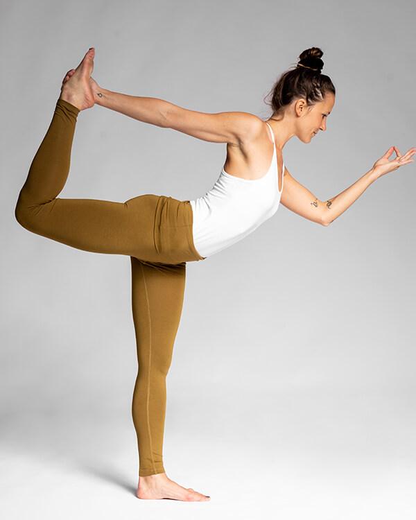 Nicoya Soul Wear Pura Vida Legging Olive Oil - 3